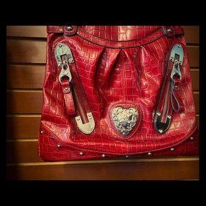 Sexy red Kathy Vanzeeland bag